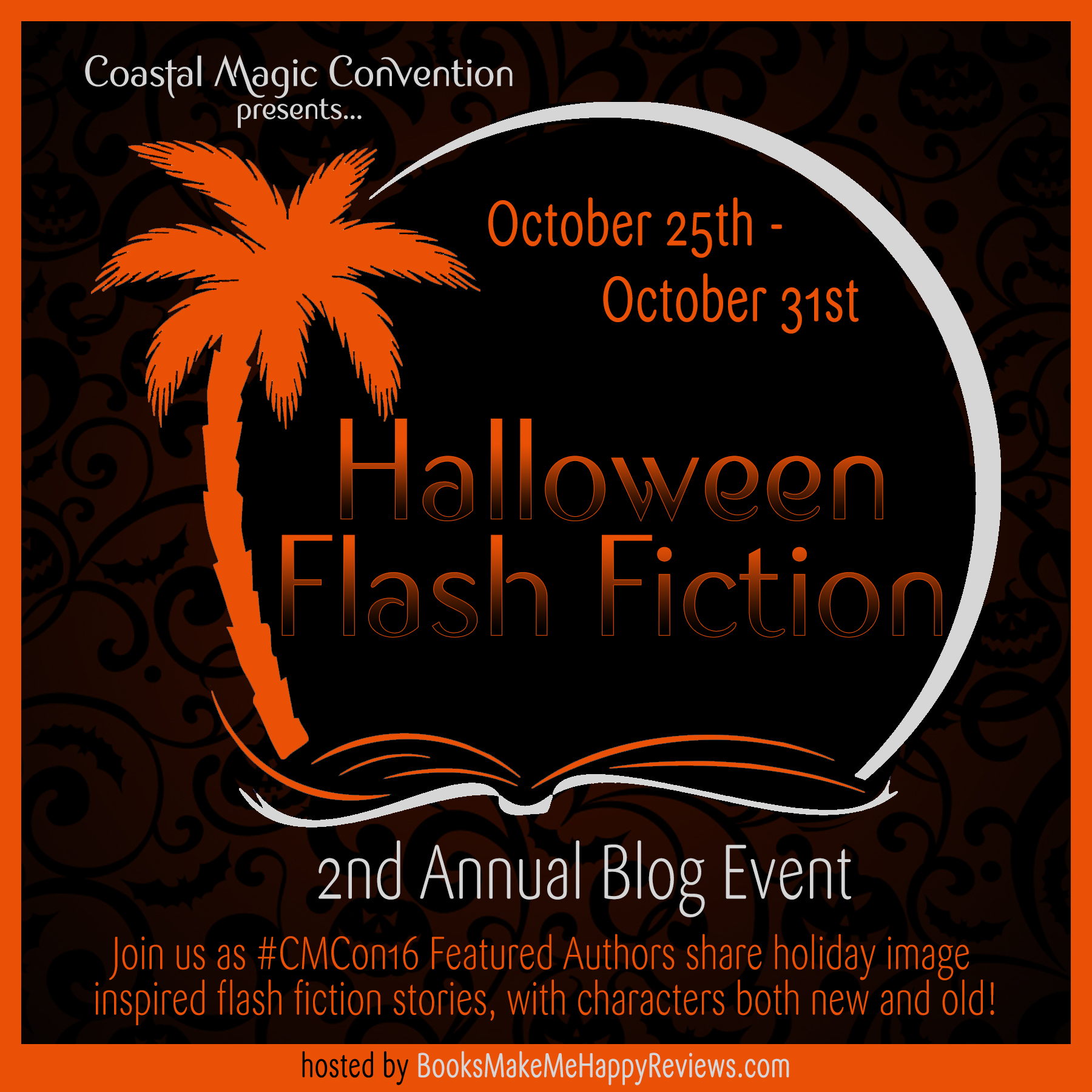 Coming Oct 25th-31st: Halloween Flash Fiction Event with # ...