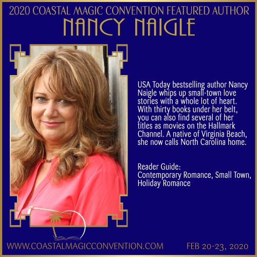 Featured Authors – Coastal Magic